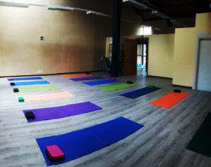 Palestra Bodhi Yoga Mestre